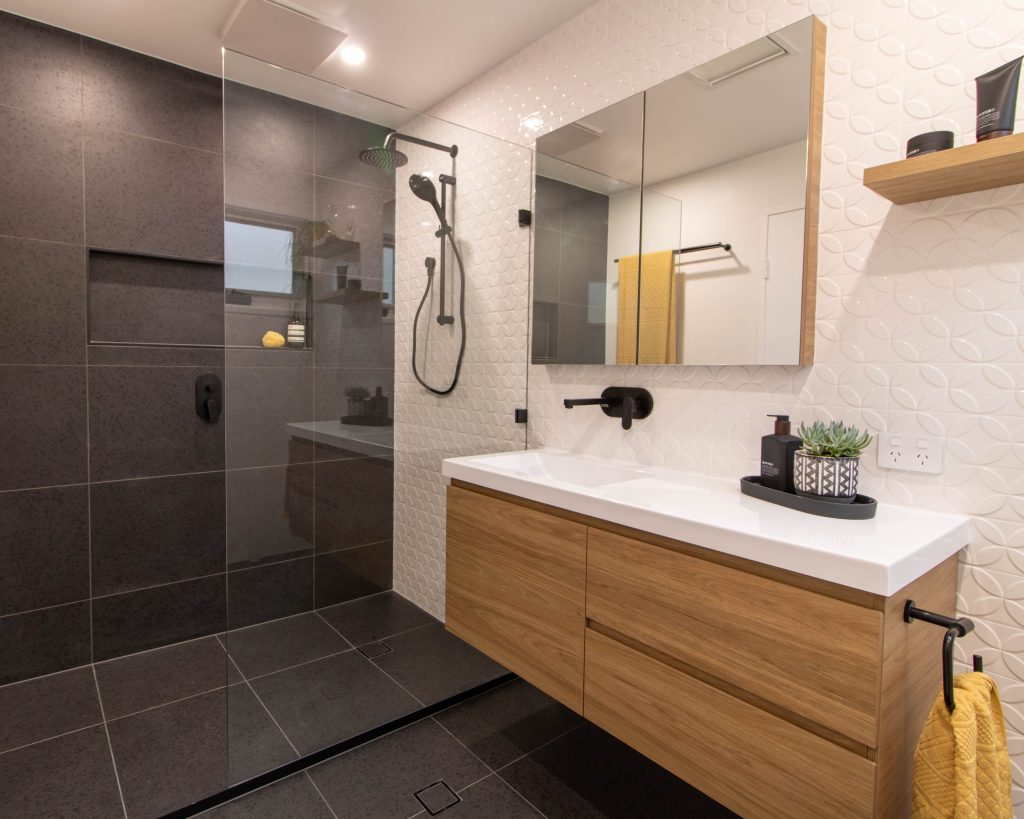 O'Connor - Main Bathroom renovation.