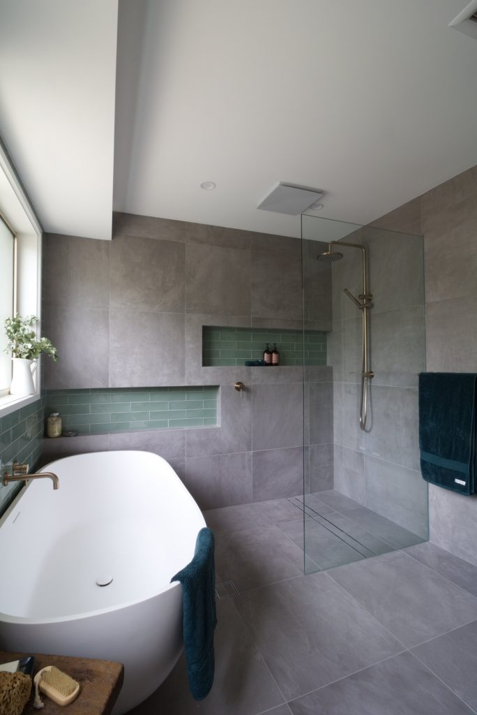 Palmerston - Main bathroom renovation.